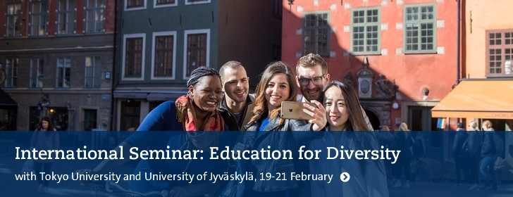 Seminar Education for Diversity