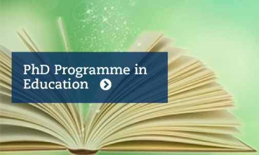 PhD Programme in Education